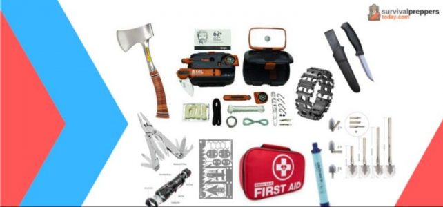Top 10 Survival Tools That Will Save Your Life