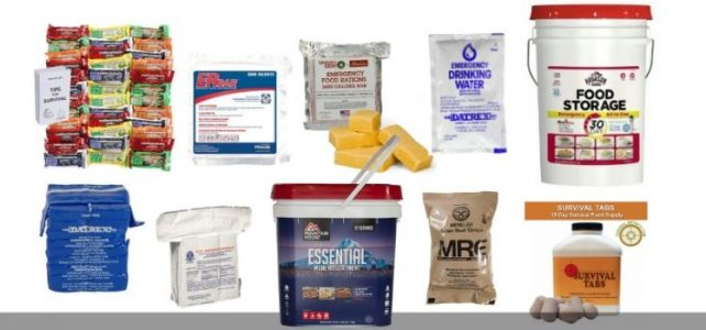 10 Best Emergency Rations For Your Survival Preparedness
