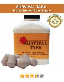 food rations for survival