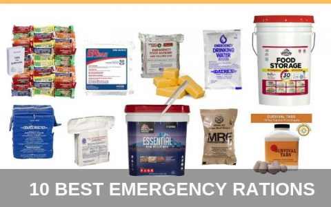 Top 10 Emergency Food Rations