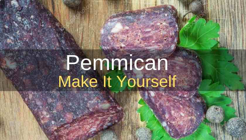 Pemmican is the ultimate survival food