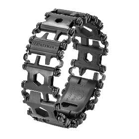 Leatherman Tread Bracelet - Ultimate Survival Kit