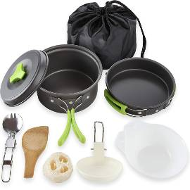 MalloMe Cookware Mess Kit