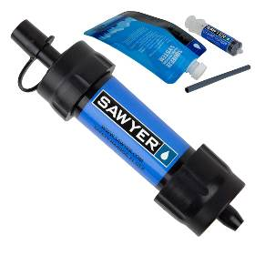 Sawyer Mini Water Filter - Cool Survival Gadgets #9