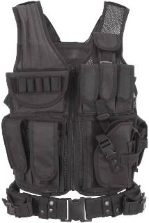 Barbarians Tactical Molle Vest Military - Survvial Vest #9