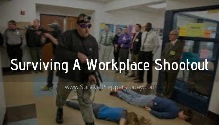 Surviving A Workplace Shooting